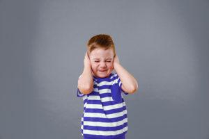 Em caso de dores de ouvido é necessário procurar um médico