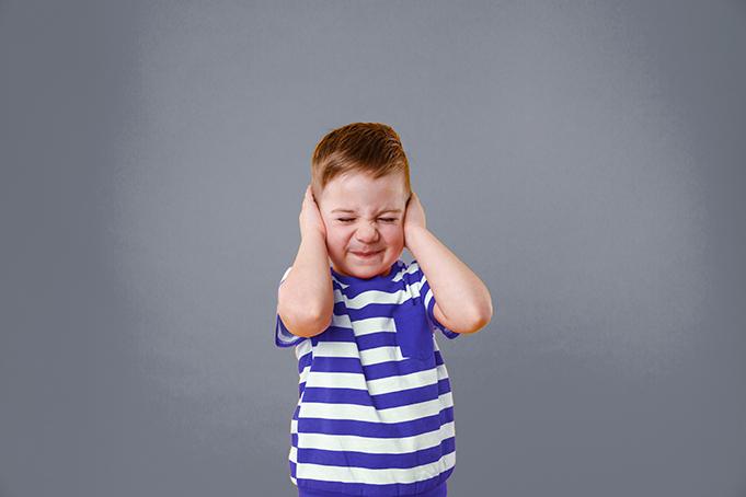 As crianças são as mais atingidas pelas dores de ouvido
