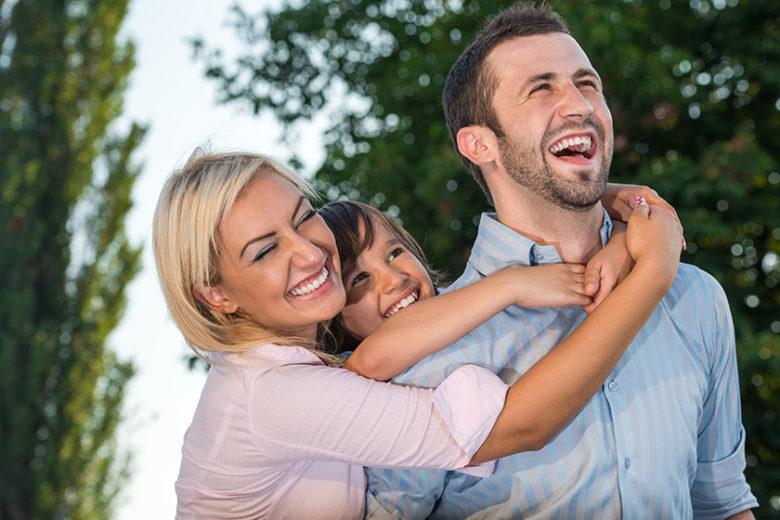 O benefícios do riso para saúde.