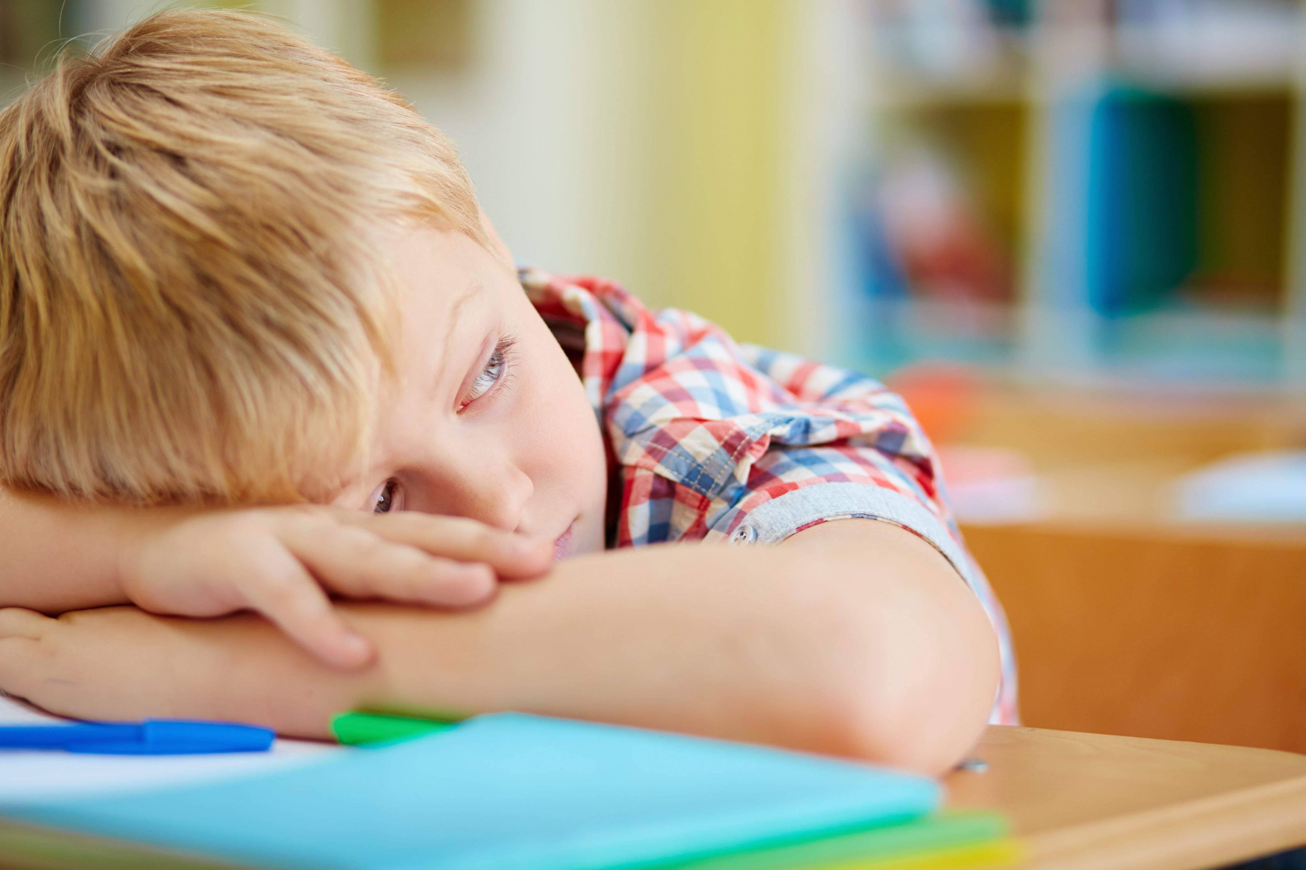 Um dos grupos mais atingidos pela anemia são as crianças