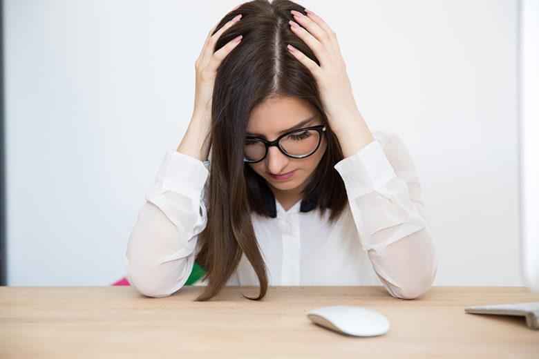 A depressão é mais comum em mulheres do que em homens