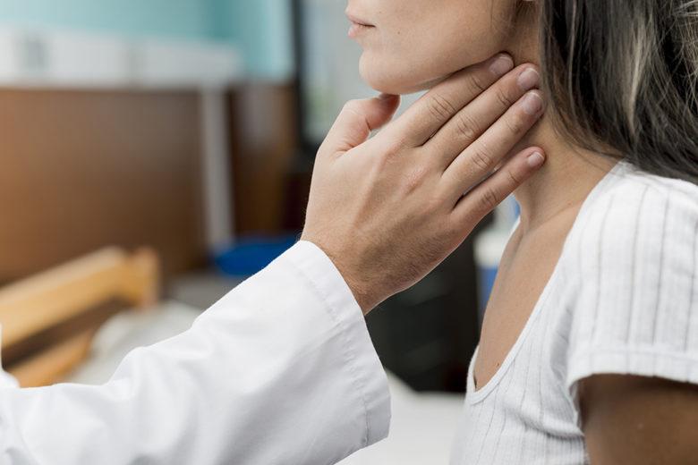 A tuberculose ganglionar pode provocar ínguas no pescoço, virilha e axila