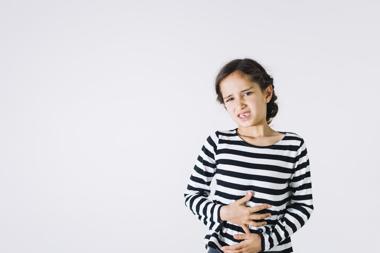 A doença celíaca começa a se manifestar na infância