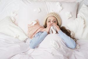 A rinite alérgica é uma doença que causada por uma inflamação no revestimento interno do nariz