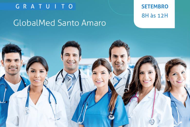 Com o intuito de prevenir doenças graves, a GlobalMed Santo Amaro fará um Mutirão da Saúde.